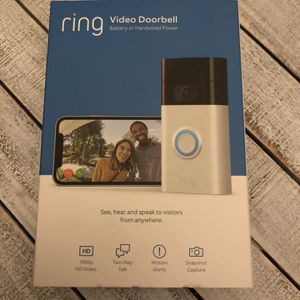 NEW RING Video Doorbell for Sale in Laveen Village, AZ