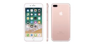 2 Iphone 7 plus rose gold 32gb for Sale in Indianapolis, IN