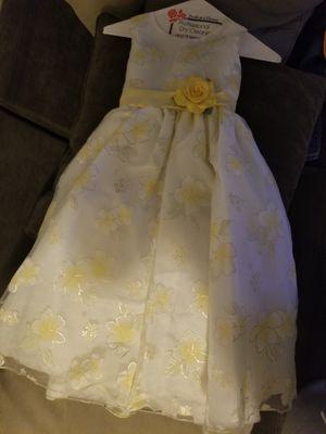 Size 8 flower girl dress (or for church) for Sale in Atlanta, GA