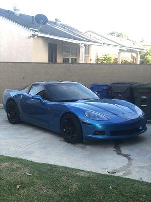 2008 Corvette Z51 Manual Transmission for Sale in Lakewood, CA