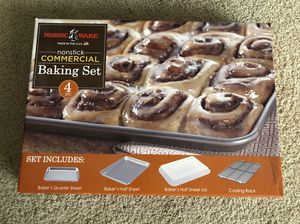 4 piece Baking Set for Sale in San Diego, CA
