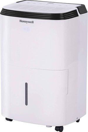 Honeywell 70 Pint with BuiltIn Pump Dehumidifier for Basement Large Room Up to 4000 Sq Ft with AntiSpill Design TP70PWK for Sale in Phoenix, AZ