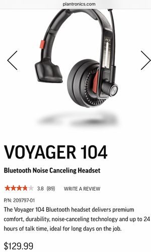 Bluetooth Headset for Sale in Fort Lauderdale, FL