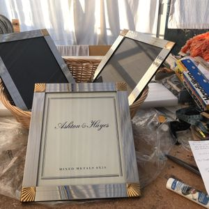 Ashton & Hayes Silver Plated Picture Frame for Sale in Concord, CA