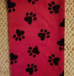 Doggy Paws Print Dog Scarf for Sale in Covina,  CA