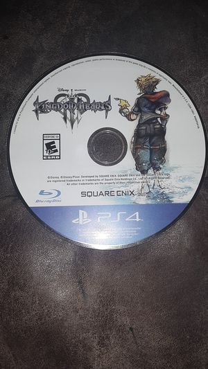 Kingdom hearts PS4 for Sale in Antioch, CA