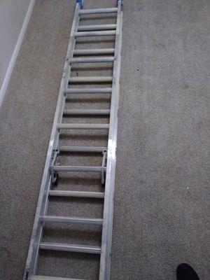 16ft werner aluminum exstention ladder for Sale in Atlanta, GA