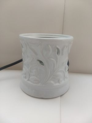 Warm Lamp, white ceramic for Sale in Tallahassee, FL