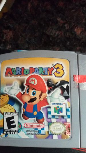 Mario party $20 for Sale in St. Louis, MO