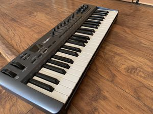 M-audio oxygen 49 keyboard midi keyboard music production for Sale in Chula Vista, CA