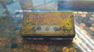 "Vintage ""Lipton Orange Pekoe Tea"" 1950's for Sale in Kissimmee, FL"