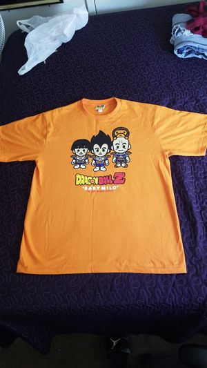A Bathing Ape x Dragonball z shirt for Sale in Ontario, CA