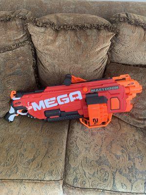 Nerf mega gun for Sale in Manassas, VA