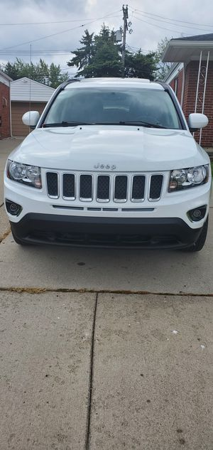2017 jeep compass high altitude 4x4 for Sale in Dearborn Heights, MI