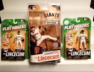 Tim Lincecum Mcfarlane lot San Francisco Giants for Sale in Avondale, AZ
