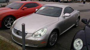 2002 Lexus SC 430 for Sale in Macon, GA