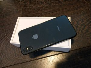 iPhone X 256 space gray unlocked, condition like new for Sale in Lexington, KY
