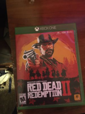 Red dead redemption 2 for Sale in Center Valley, PA