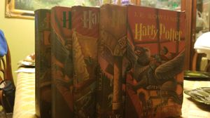 Harry Potter set of four books for Sale in ROWLAND HGHTS, CA