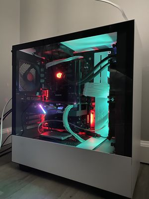Custom Workstation/Gaming PC for Sale in Takoma Park, MD