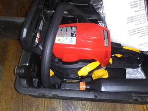 """Brand New Homelite Chainsaw 18"""", 2 Cycle, 4218c"""" Gas 42cc w/ Case for Sale in Coldwater, MS"""