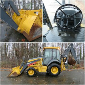 2014 John Deere 310SK 4WD Backhoe for Sale in Atlanta, GA