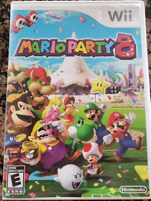 Wii game Mario party 8 for Sale in Bonney Lake, WA