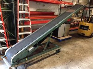 Electric Conveyor Ramp (reversible) - Hytrol BA model - Portable for Sale in Hollywood, FL