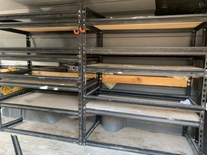 Garage shelves for Sale in Garden Grove, CA