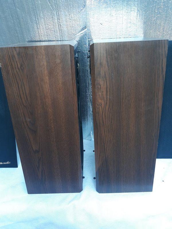 Polk Audio Series 5 shelf or floor speaker set