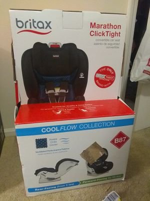 Britax Marathon Car Seat cool flow collection for Sale in Greenville, SC