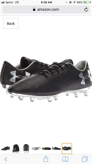 Soccer cleats Under Armour The Magneticos (8.5) Brand New for Sale in Fort Washington, MD