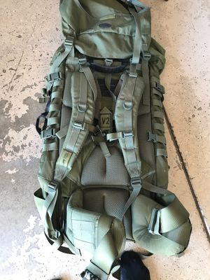 Tasmanian Tiger military style backpacking pack/ gear military bag for Sale in Chula Vista, CA