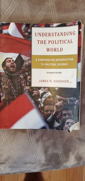 Understanding the Political World for Sale in La Habra, CA