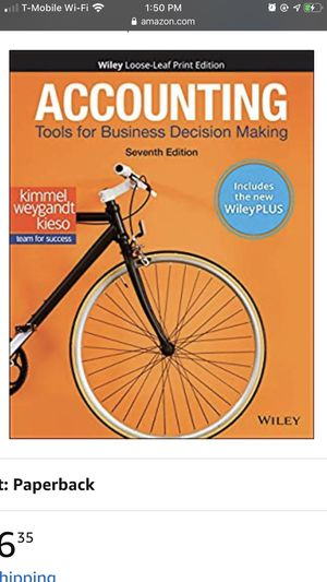 Accounting tools for business decision making for Sale in Santa Ana, CA