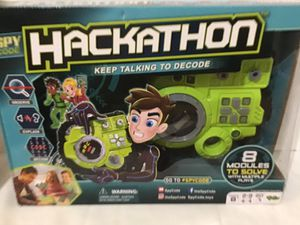 Spy Code Hackathon Decoding Game for Sale in Tupelo, MS