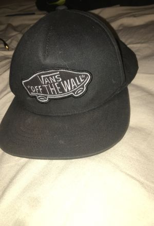 Vans snapback for Sale in Normal, IL