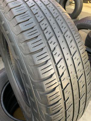 265/75/16 set of Hankook tires installed for Sale in Ontario, CA