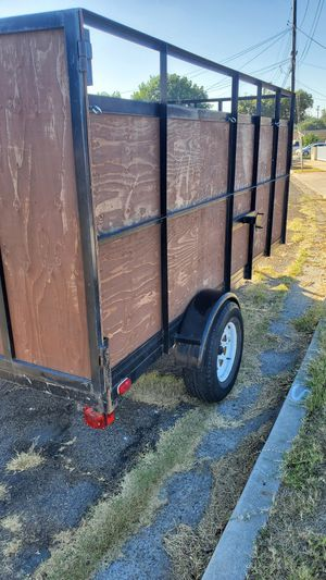 Utility/Hauling/Dump Trailer - Excellent Condition - MUST SELL TODAY for Sale in San Diego, CA