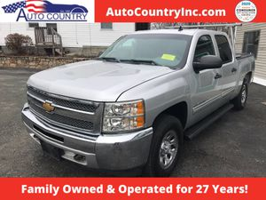 2012 Chevrolet Silverado 1500 for Sale in Abington, MA
