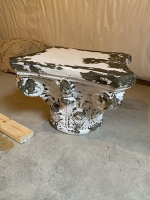 Vintage end table - must go! for Sale in Southfield, MI