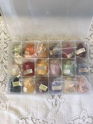 Partylite fragrance sampler set for Sale in Visalia, CA
