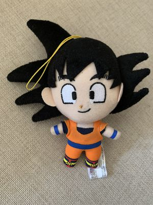 Dragonball Z Goku Hanging Ornament Plushie for Sale in Baldwin Park, CA
