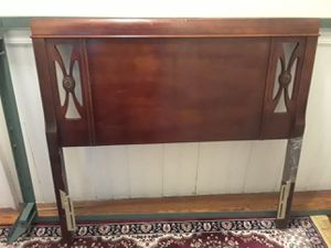 Wood Twin bed frame for Sale in Cambridge, MA