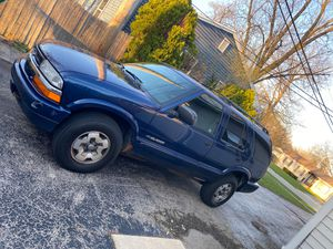 2004 Chevy blazer 4x4 for Sale in Joliet, IL
