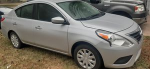 2018 NISSAN VERSA CLEAN TITLE 4,500 MILES $16,000 MIGHT CONSIDER A TRADE for Sale in Wichita, KS