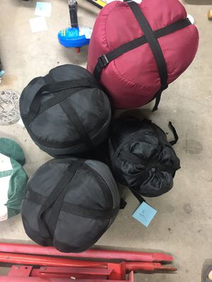 Sleeping bags for Sale in San Diego, CA