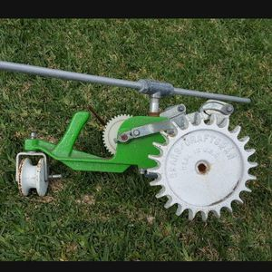 Tractor Style Sears Craftsman Cast Iron Sprinkler for Sale in Downey, CA
