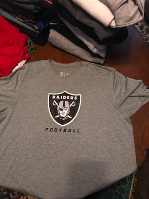 Oakland Raiders Nike dry fit for Sale in Corona, CA