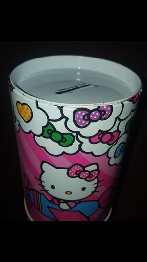 HELLO KITTY PIGGY BANK for Sale in Norco, CA
